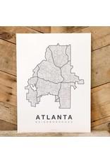 Atlanta Neighborhood Map