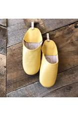 Goldenrod Slippers