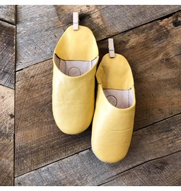 Goldenrod Slippers