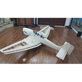Seagull Models JU-87B Stuka ARF Uncovered
