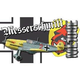 Skyshark Messerschmitt ME109E Kit