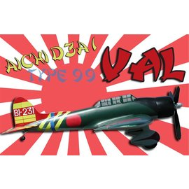 """Skyshark Aichi D3A1 """"Val"""" Kit"""