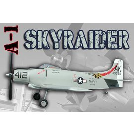 Skyshark A-1 Skyraider Kit