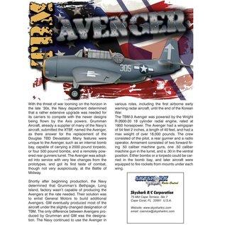 Avenger Printed Instruction Manual