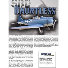 Dauntless Printed Instruction Manual
