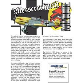ME109E Printed Instruction Manual
