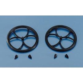 "Dubro Micro Lite Wheels Nylon 1-1/2"""