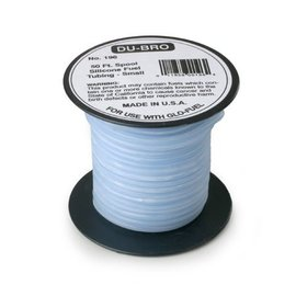 Dubro Glow Fuel Tubing Blue Small 10 ft