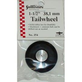 """Sullivan Tail Wheel 1-1/2"""""""