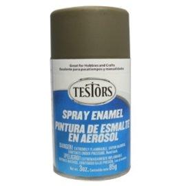 Testors Spray 3oz Flat Olive Drab