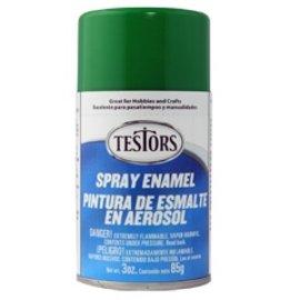 Testors Spray 3oz Green