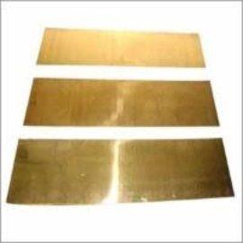 """K&S Brass Sheet 6x12"""" .016"""
