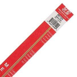 "Solid Brass Rod 8159 0.02 5 pcs 12"""