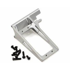 Metal Rudder Servo Mount: TRex 550E