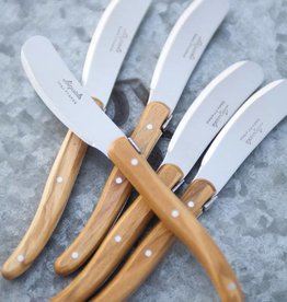 Olivewood Mini Spreader