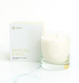 Musee White Tea & Aloe Soy Candle