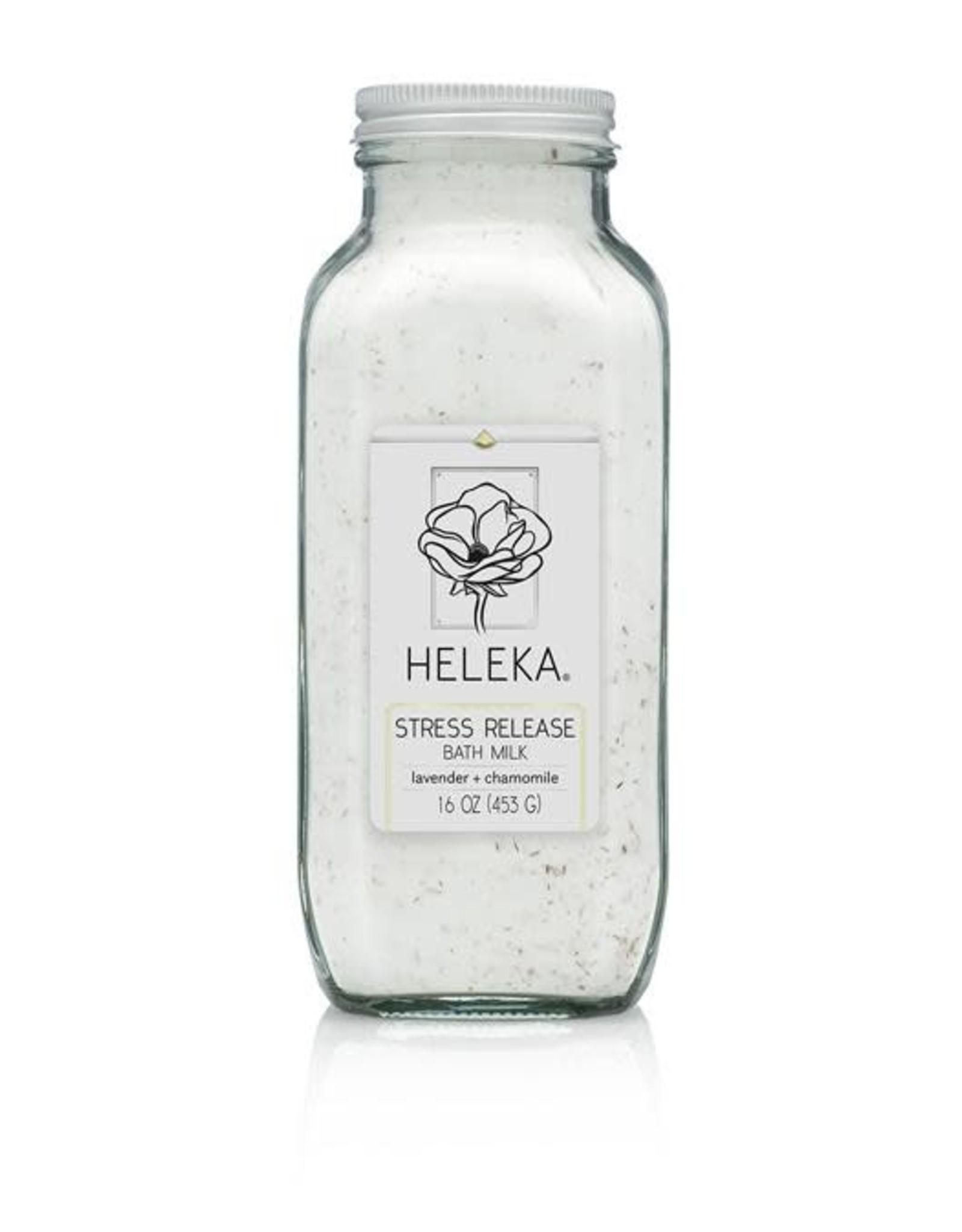 Heleka Stress Relief Milk Bath