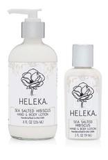 Heleka Sea Salted Hibiscus Lotion