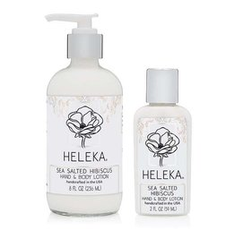 Heleka Sea Salted Hibiscus Lotion