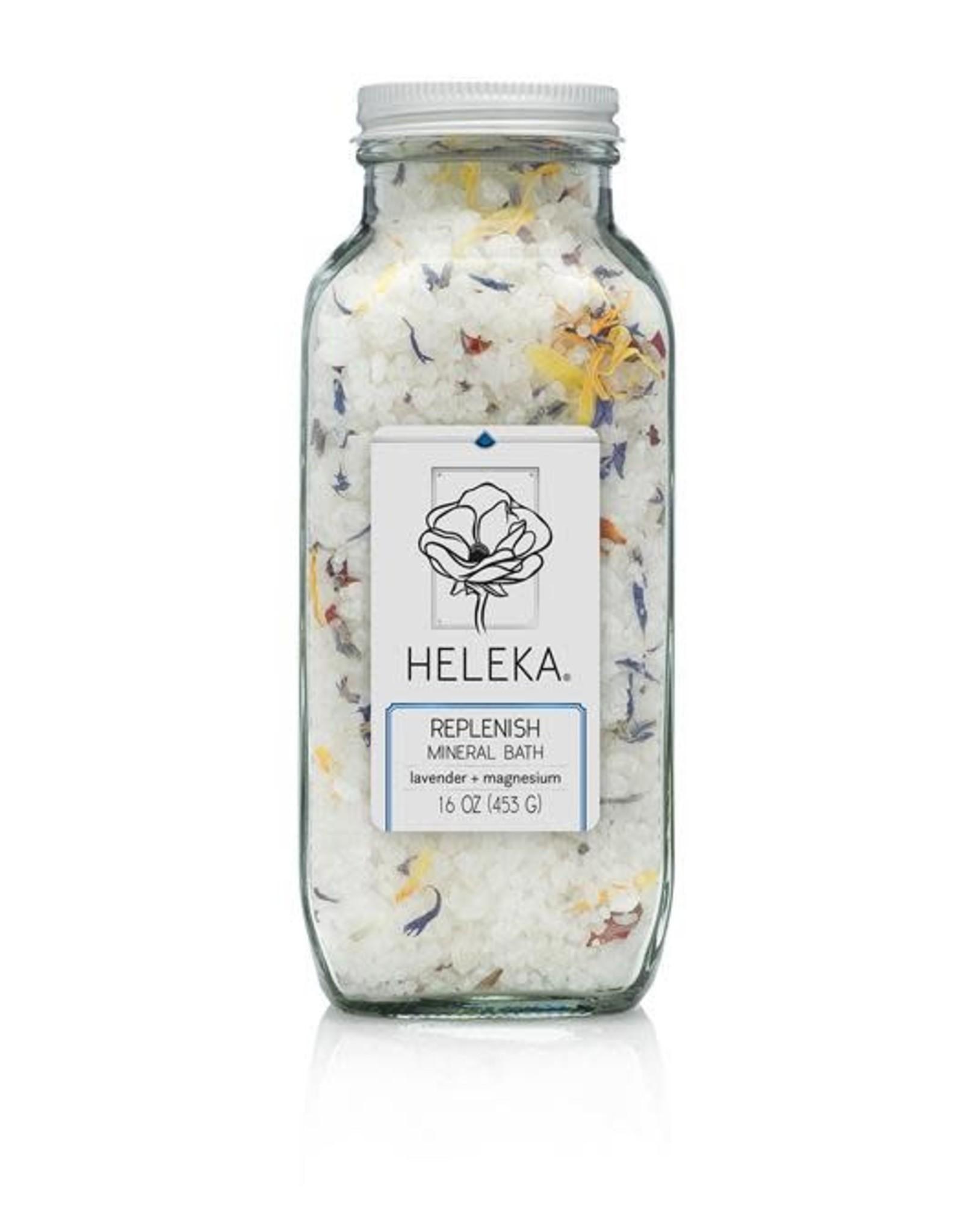 Heleka Replenish Mineral Bath