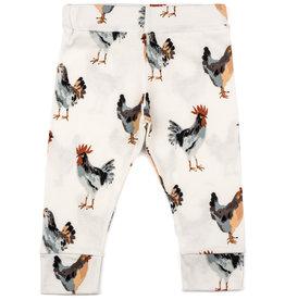 Milkbarn Leggings Chickens-12-18M
