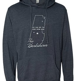 Emulsion Printhouse You Can See The Stars - Hoodie - Navy