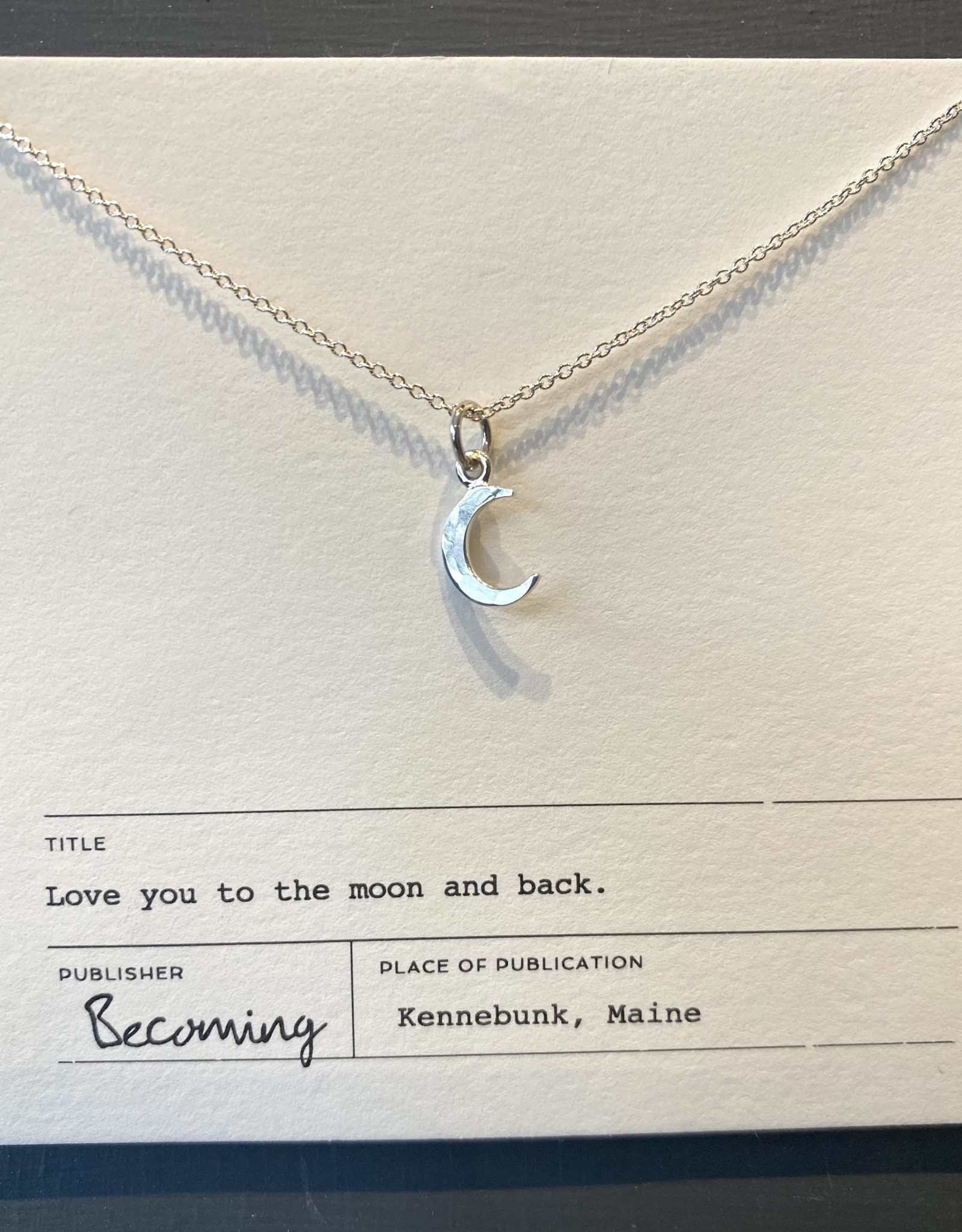 Becoming Love You to the Moon-SS