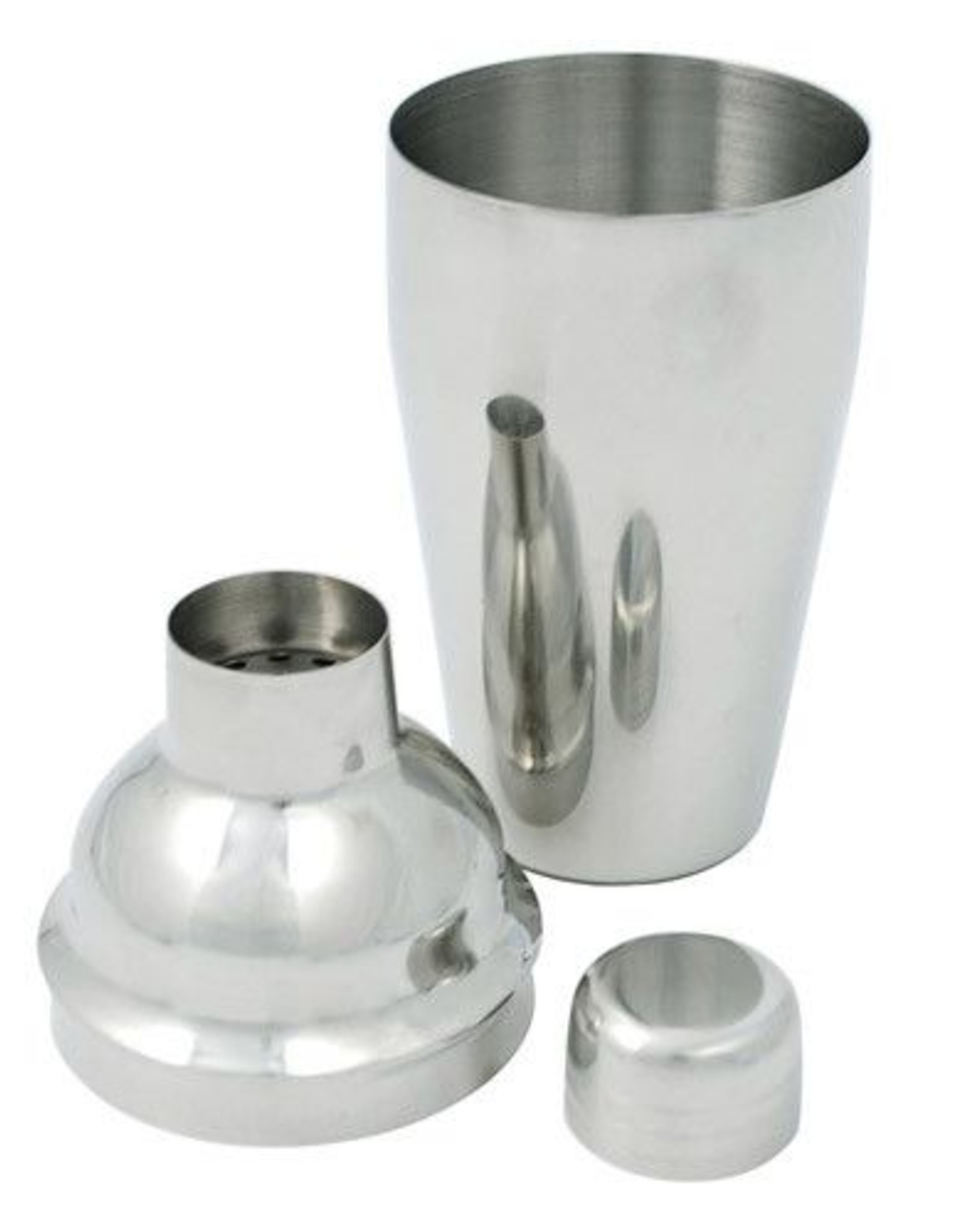 True Brands Contour Cocktail Shaker