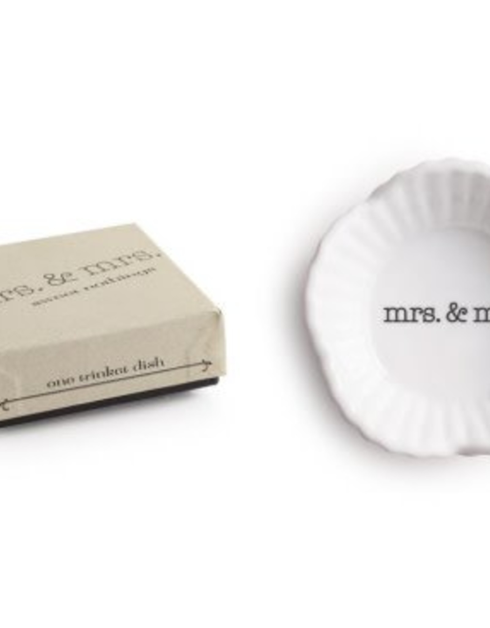 Wedding Trinket Dish