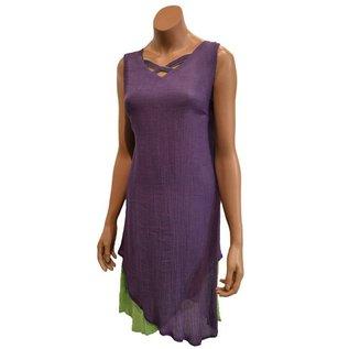 Passions d'ailleurs D05 Reversible Dress, no Sleeve