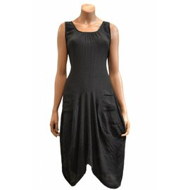 Passions d'ailleurs D04 Mid-long  Dress, no Sleeve