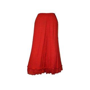 Passions d'ailleurs SP01  Mid-Long Divided Skirt/Pants