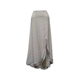Passions d'ailleurs SK03  Mid-Long Skirt