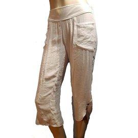 Passions d'ailleurs P06 Pantalon Corsaires Jambes Étroites