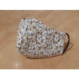 Passions d'ailleurs Masque Artisanal de protection Coton-motifs