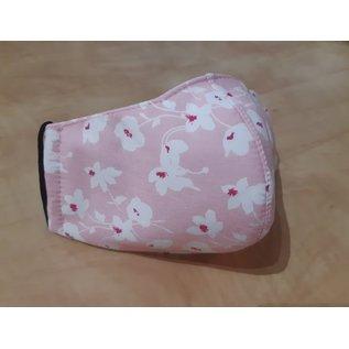 Passions d'ailleurs Masque Artisanal de protection 100% Coton doublé et lavable, avec motifs