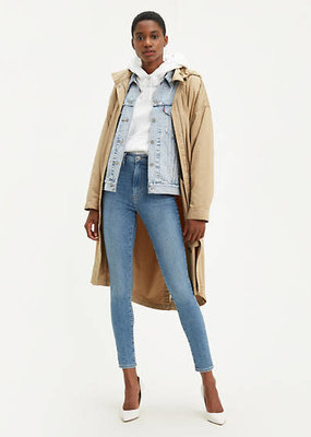 Levi's Mile High Super Skinny - Better Safe than