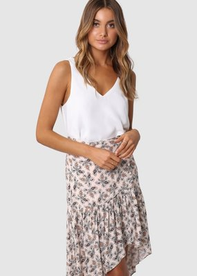 Lost in Lunar Roxy Maxi Skirt