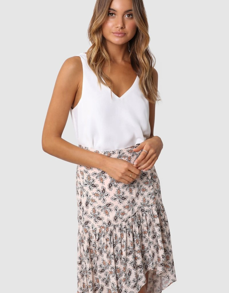 Lost in Lunar Roxy Maxi Skirt