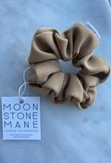 Moonstone Tan Scrunchie