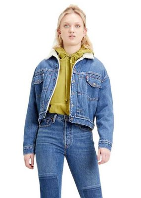 Levi's New Heritage Sherpa