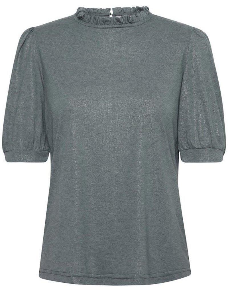 Cream Navie T-shirt