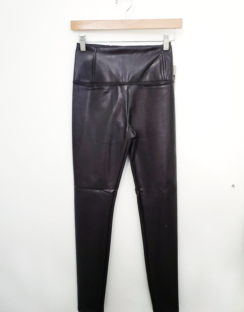 RD Style Faux Leather Legging