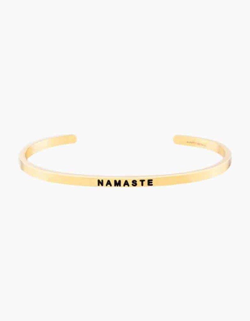 Mantra Band Mantra Band Bracelet Gold