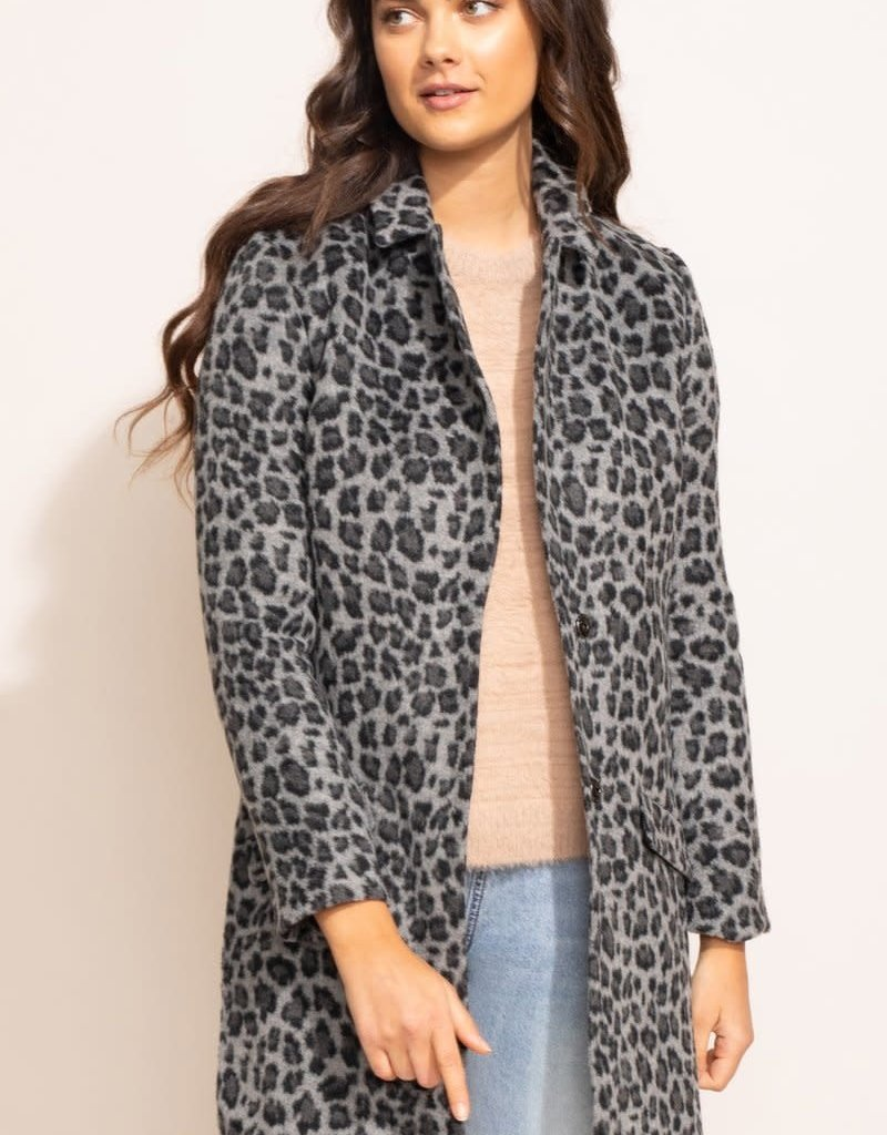 Pink Martini The Leopard Coat