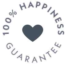 We Guarantee You'll Love Your Purchase!