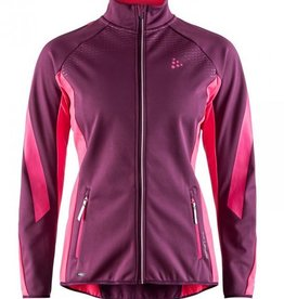 CRAFT CRAFT SHARP SOFTSHELL JACKET FEMME