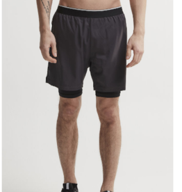 CRAFT CRAFT CHARGE 2-IN-1 SHORTS HOMME