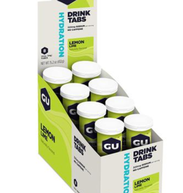 GU GU ELECTROLYTE DRINK TABS (BOÎTE DE 8)