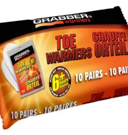 GRABBER GRABBER TOE WARMER (10 PACK)